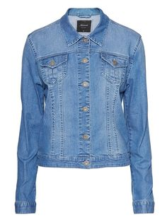 Western Denim Jacket -