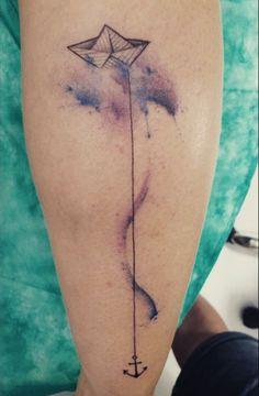 kreative tattoo ideen mit aquarell