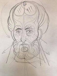 Resplendent Cartoon Drawing Tips Ideas Drawing Cartoon Characters, Character Drawing, Cartoon Drawings, My Drawings, Sketch Design, Icon Design, Church Icon, Byzantine Icons, Art Icon