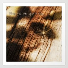 When You Wish Upon a Star Art Print by Laura George - $15.00