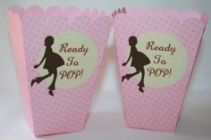 Ready to Pop Popcorn Boxes - 30