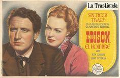 Programa de Cine - Edison, El Hombre