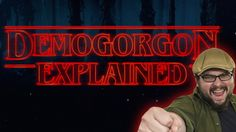 A fan theory for stranger things. I'm looking at the series in a new light after watching this.