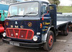 1969 BMC / Leyland Laird Vintage Trucks, Old Trucks, Old Lorries, British Rail, Bus Coach, Motor Company, Commercial Vehicle, Classic Trucks, Transportation