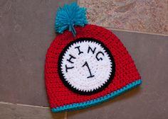 CROCHET PATTERN - Thing Beanie. $3.50, www.etsy.com/shop/sweetdecemberhats