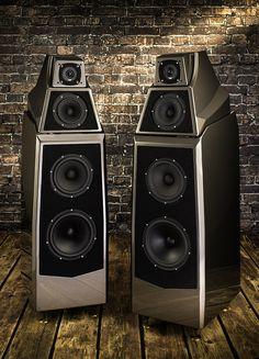 Wilson Audio speakers Alexia | Sarte Audio Elite