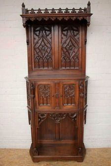 Antique Cabinets & Cupboards (1800-1899)