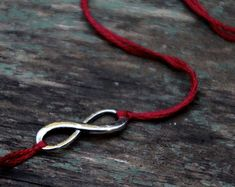 the red string of fate bracelet