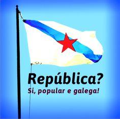 A favor da República Galega
