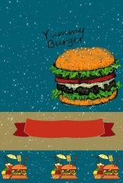 american cartoon blue fast food culture food burger poster Brosure Design, American Hamburger, American Fast Food, Certificate Background, Logo Facebook, American Cartoons, Poster Display, Blue Background Images, Cartoon Posters