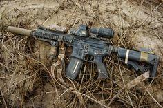 Navy SEALs HK416 | HK416. DEVGRU setup.