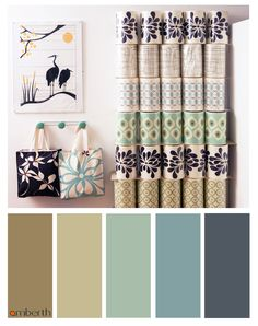 Colour inspiration for the fall: Icy blues | Amberth Interior