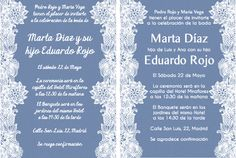 Spanish Wording For Invitations Even Though The Wedding Will Be English Language I D Like To Send An Invite My Abuelita In And Aunts