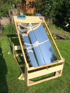 Solar Trough DIY