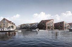 Mipim-Awards 2015: Die Gewinner stehen fest « Immobilien.DiePresse.comBest Residential Development: Krøyers Plads I Kopenhagen, Dänemark Planer: Vilhelm Lauritzen Architects & COBE Architects Entwickler: NCC Bolig A/S