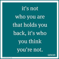 Break your own boundaries