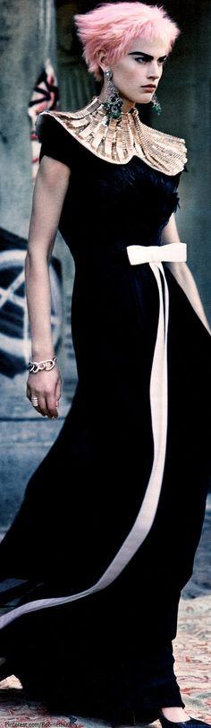 ~Schiaparelli | Haute Couture F/W 2013 | W Magazine | The House of Beccaria#