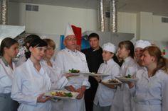 Franz Josef Schnabl & students of RBIM Hotel School