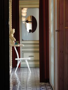 Casa Mollino, Turin #GISSLER #interiordesign