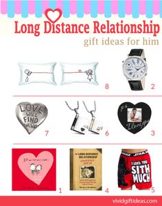 Great long distance relationship gifts! #ldr #gifts #giftideas ...