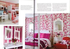 Main Bedroom London Home of Chic Shack Founders/ Owners