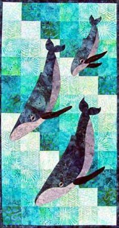 Family Dive by Castilleja Cotton