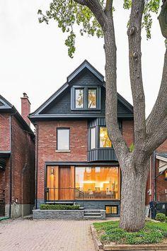 Beautiful Houses: House in Toronto | Abduzeedo Design Inspiration
