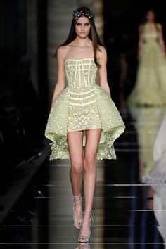 @Maysociety Zuhair Murad Spring Summer 2016 Haute Couture