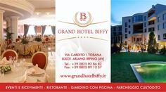 Biffy Grand Hotel - Pubblicità