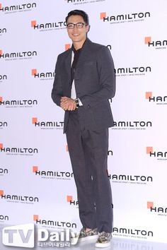 [PICS] Daniel Henney Attends Hamilton Watch Company Store Opening in Seoul