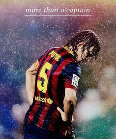 Carles Puyol | More than a captain