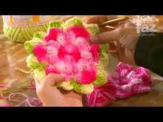 Aprenda a fazer 5 lindas Flores em Crochê – Bazar Horizonte: O Blog do Maior Armarinho Virtual do Brasil