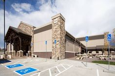 1) Jehovah's Witnesses Assembly Hall --- Colorado.