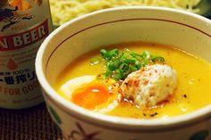 は's dish photo ベジポタ | http://snapdish.co #SnapDish #レシピ #ラーメン