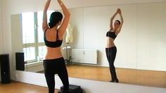 BELLYDANCE WORKOUT DRILLS 1: Hip Slide, Lift and Maya with Coco!