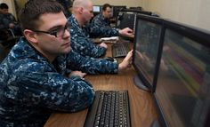 Navy is turning to the Information Technology and Web Science (ITWS) Program at Rensselaer to prepare a select group of U. Navy officers with skills needed for military cyberspace operations. Navy Life, Information Technology, Being Used, In This World, Software, Clouds, Science, Train, Dream Wedding