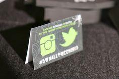 Halloween Twitter & Instagram Card!