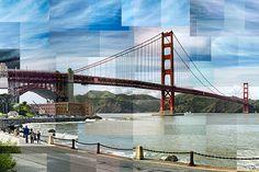 Golden Gate Bridge by Pep Ventosa Photographs