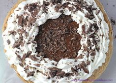 Dark Chocolate Silk Pie! It's Delectable! – The Baking ChocolaTess