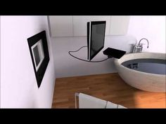 Led In Badkamer : Best badkamer tv images tv accessories and
