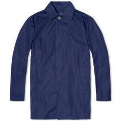 Mackintosh Loro Piana Dunoon Jacket (Ink)