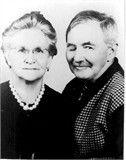 CHARLES Tind Sorenson and Matilda Sorenson, my great grandparents