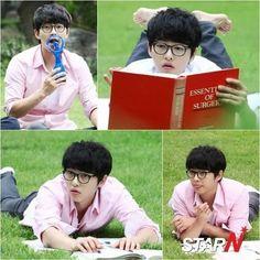 "Song Joong Ki in ""Nice Guy"" series Korean Celebrities, Korean Actors, Korean Dramas, Celebs, Descendants Of The Sun Wallpaper, Song Joong Ki Cute, Deep Rooted Tree, Student Body President, Song Daehan"