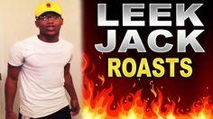 LEEK JACK BEST ROAST RAP COMPILATION