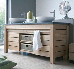 meubles de salle de bains Line Art collection Origin