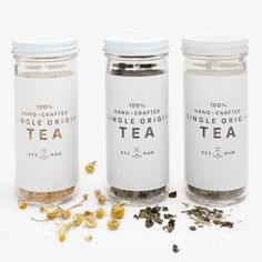 Estate-grown loose leaf tea, steeped in both flavor and tradition. Striving to…