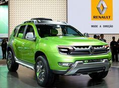 Обновленный Renault Duster породнится с Nissan X-Trail
