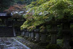 Rinnoji Taiyuin Temple, Nikko