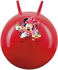 Kjøp Minnie Mouse, Hoppeball, 45 cm - fra Lekmer.no