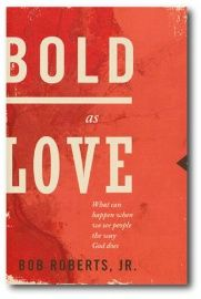 As Christians, we're called to love our neighbors--all our neighbors. But is that even possible?  And can we truly love them well?  In Bold as Love, Pastor Bob Roberts shows you what it looks like to live out your faith daily in the global public square among people of other faiths--Jews, Muslims, atheists, Hindus, Buddhists.